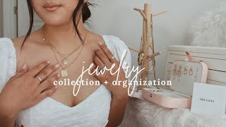 My Jewelry Collection And Organization