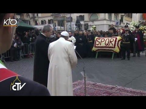 Vu de Rome du 9 décembre 2013