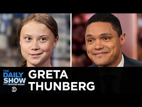 Greta Thunberg - Inspiring Others to Take a Stand Against Climate Change
