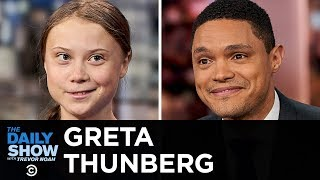 Greta Thunberg - Inspiring Others to Take a Stand Against Climate Change | The Daily Show