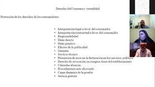 Derecho de consumo y virtualidad