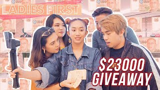 Our Boss Sent Us On A $4000 Shopping Spree + GIVEAWAY!