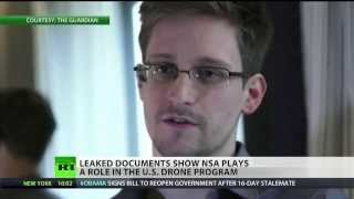 Snowden leak: NSA heavily involved in CIA's drone warfare