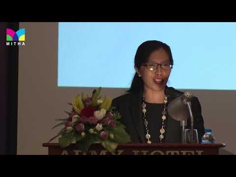 Hội nghị Doanh nghiệp Xã hội và Phát triển bền vững 2019 - Bà Catherine Phương
