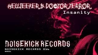 NKR016: 01. Hellseeker & Doctor Terror - Insanity