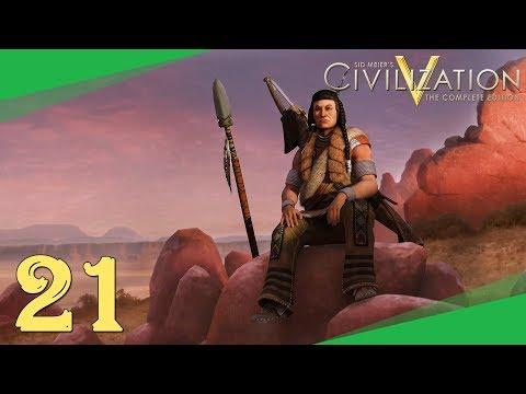 Civilization 5 ➤ #21 ➤ Atomový Věk [CZ LP]