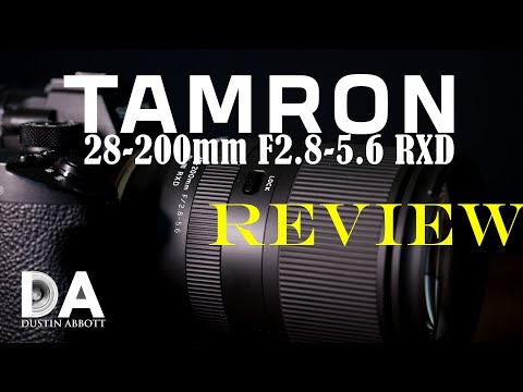 External Review Video rhUCY51ouQk for Tamron 28-200mm F/2.8-5.6 Di III RXD Lens (A071)