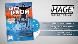 Let's Drum Videos 1