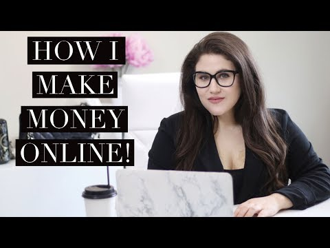 7 WAYS I ACTUALLY MAKE MONEY ONLINE + 4 SECRETS OF ONLINE INCOME