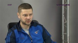 Павел Агапов про овертайм в матче c Будивельником