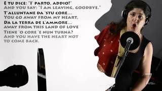Torna A Surriento , Come Back To Sorrento - Emanuela Giudice
