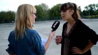 ZAZ, Интервью Заз во Франкфурде (Германия)