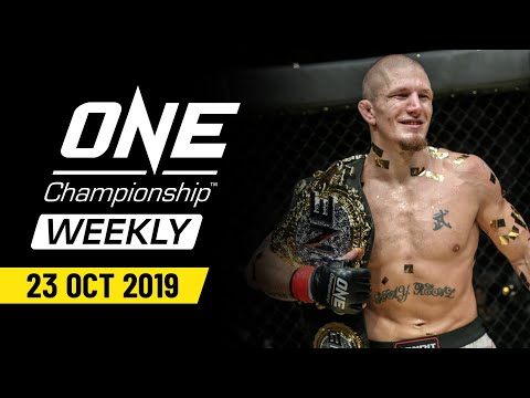 ONE Championship Weekly   23 October 2019