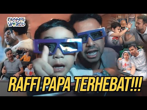 IMPIAN RAFATHAR TERWUJUD!! MAIN SEHARIAN BARENG PAPA RAFFI!! #RANSTHEWORLD