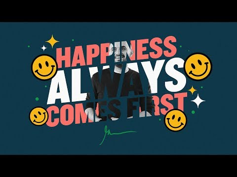 Why You Need to Put Your Own Happiness First