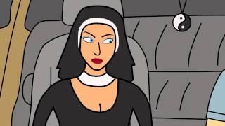 Монашка и таксист
