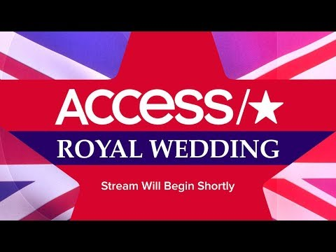 Prince Harry & Meghan Markle's Royal Wedding LIVE | Access mp3