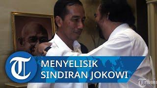 Menyelisik Makna di Balik Sindiran Jokowi Soal 'Pelukan Mesra' Surya Paloh dengan Presiden PKS