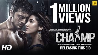 The much awaited highly awaited ChaampTrailer is finally here This is a
