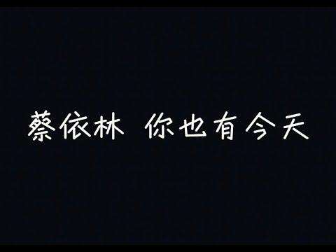 蔡依林 Jolin Tsai - 你也有今天 Karma【被最愛的人,當作月拋的玩偶】[ 歌詞 ]
