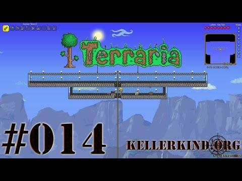 Terraria #14 – Und den (Fall-)Schirm nicht vergessen ★ Let's Play Terraria [HD|60FPS]