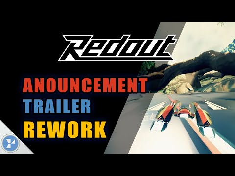 Redout Announcement Trailer Rework thumbnail