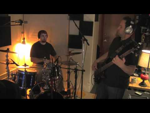 STUDIO JAM--FUNKY BASS AND DRUMS--ZOOLOGIAN