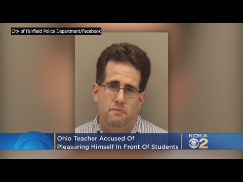 Police: Teacher Arrested After Masturbating In Front Of Students