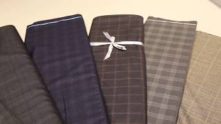 Wool Fabric Collection