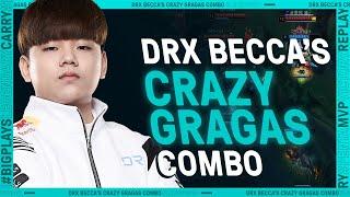 DRX Becca's INSANE Gragas Insec | League Mixtape