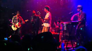 100 Monkeys performs Invisible Monsters in New Orleans 8-4-11