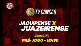 Imagem do vídeo JOGO COMPLETO: Jacuipense x Juazeirense   Baianão 2021