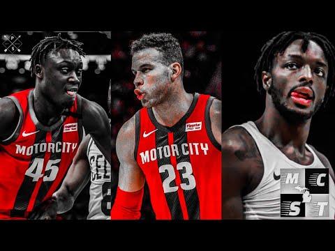 Detroit Pistons Should Bench Blake Griffin