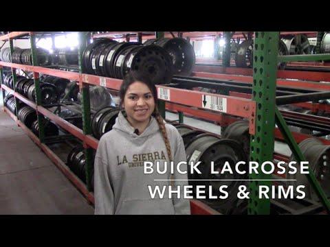 Factory Original Buick Lacrosse Wheels & Buick Lacrosse Rims – OriginalWheels.com