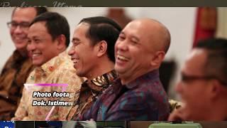 Kocak Pengalaman Mongol Stres Diundang Presiden Jokowi Makan Siang Di Istana. Heboh