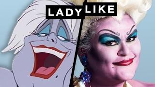 We Got Transformed Into Disney Villains • Ladylike