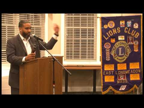 East Longmeadow Lions Club Presentation