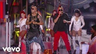 Baby Danger - Presentación  Premios Billboard  - Wisin (Video)