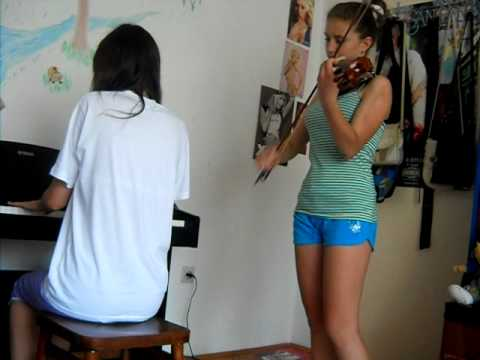 Linkin Park - Numb (piano And Violin Cover By Karla Bikov & Ivona Gunjova)