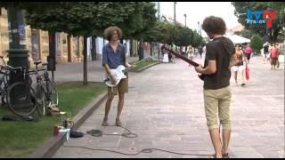 Video Hudba v meste Prešov
