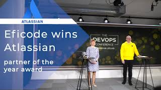 Eficode wins two global Atlassian Partner of the Year awards 2020