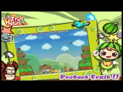 Video of Fruit Heroes Lite