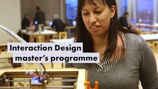 Interaction Design At Malmö University | Dariela Escobar