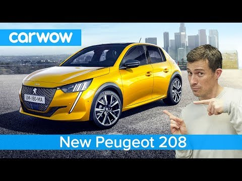 New Peugeot 208 hatch 2020 – see why it's WAY cooler than a VW Polo or Ford Fiesta
