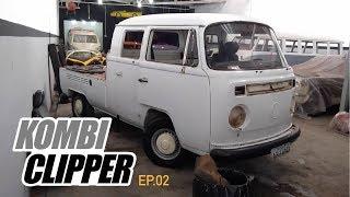 Kombi Clipper Crew Cab - Desmontagem com Surpresas - Autoplayerz Project Cars [T03 EP02]