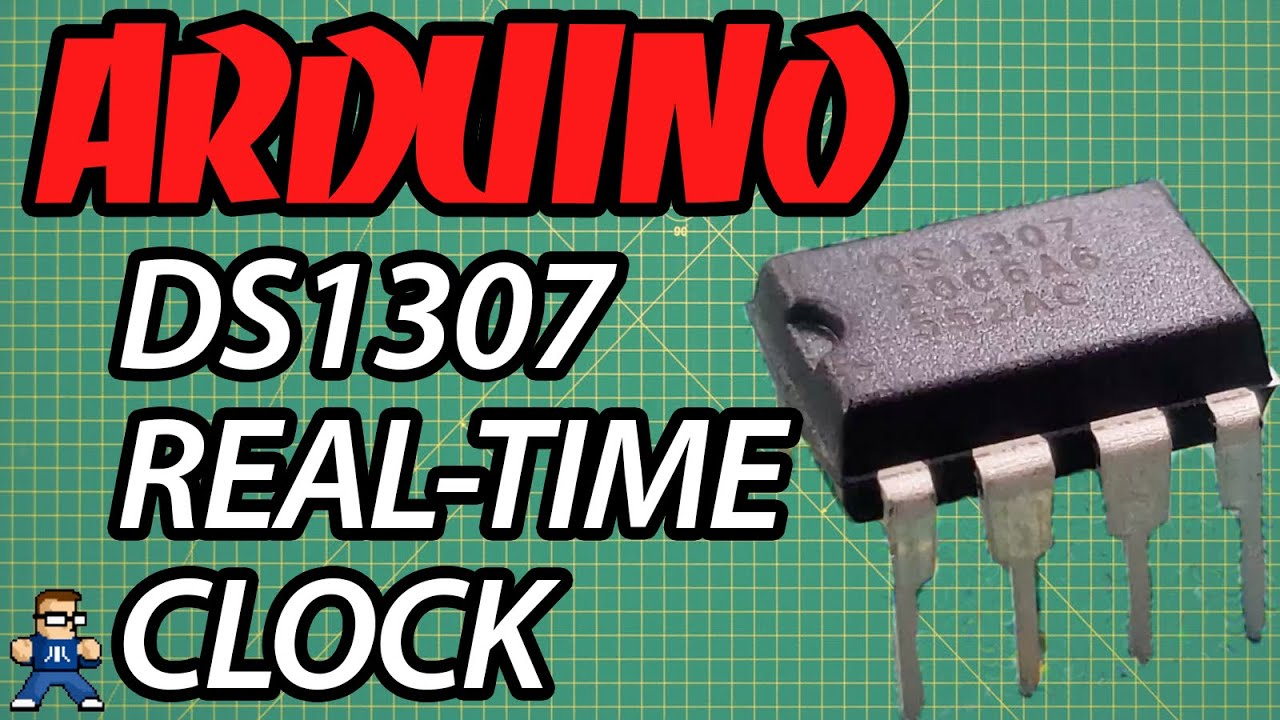 How To Build A Battery Backup Real-Time Clock