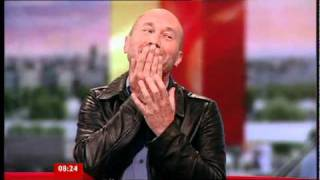 THE Original  STIG - INTERVIEW - 2010 - TOP GEAR