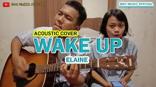 [Acoustic Cover] (일레인) ELAINE - WAKE UP (IT'S OKAY NOT TO BE OKAY OST / 사이코지만 괜찮아 OST) (Vocal Cover)