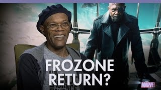 Samuel L. Jackson on Frozone 'Incredibles' 2 return - Video Youtube