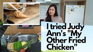 """Recipe Test: """"My Other Fried Chicken of Judy Ann Santos"""""""